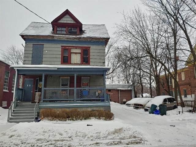 221 Oakwood Avenue #23, Syracuse, NY 13202 (MLS #S1319897) :: BridgeView Real Estate Services