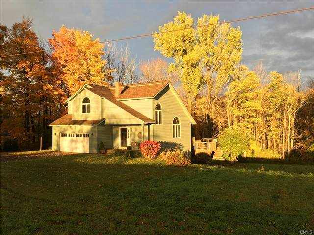 5730 E Lake Road, Cazenovia, NY 13035 (MLS #S1320009) :: MyTown Realty