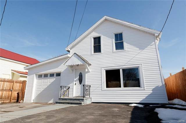 125 E Canal Street, Frankfort, NY 13340 (MLS #S1320016) :: BridgeView Real Estate Services