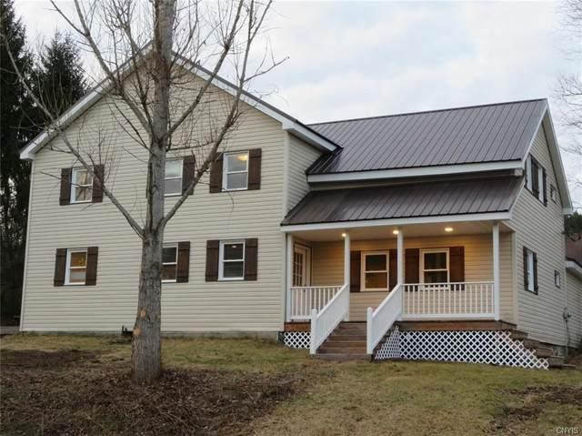 333 County Road 24, Sherburne, NY 13460 (MLS #S1320033) :: MyTown Realty