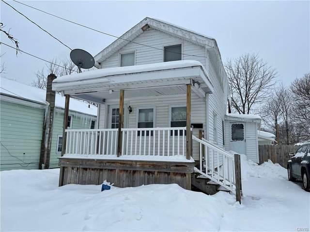 58 E Tenth & 1/2 Street, Oswego-City, NY 13126 (MLS #S1320181) :: MyTown Realty