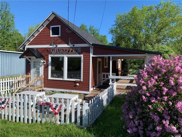 591 & 593 Main Street, Sterling, NY 13156 (MLS #S1320386) :: Thousand Islands Realty
