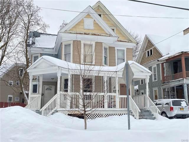 231 Merriman Avenue, Syracuse, NY 13204 (MLS #S1320396) :: Thousand Islands Realty