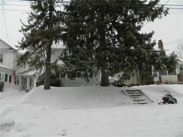 370 Mildred Avenue, Syracuse, NY 13206 (MLS #S1320413) :: MyTown Realty