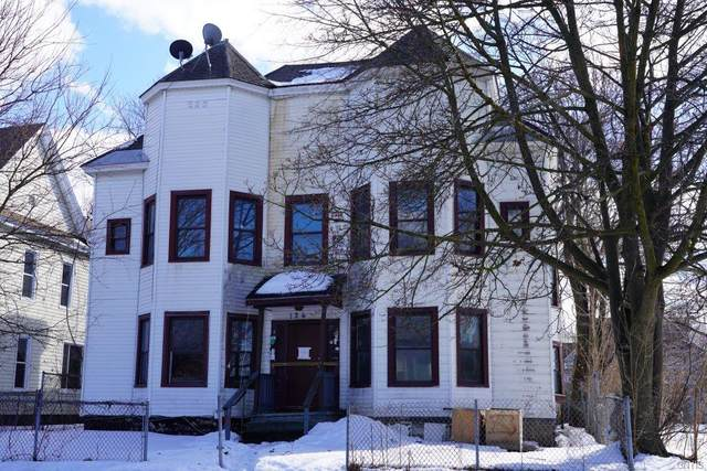 126 E Colvin Street #30, Syracuse, NY 13205 (MLS #S1320414) :: Robert PiazzaPalotto Sold Team