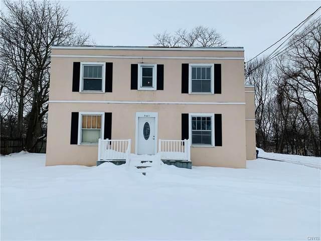 7401 Owasco Road, Owasco, NY 13021 (MLS #S1320484) :: BridgeView Real Estate Services