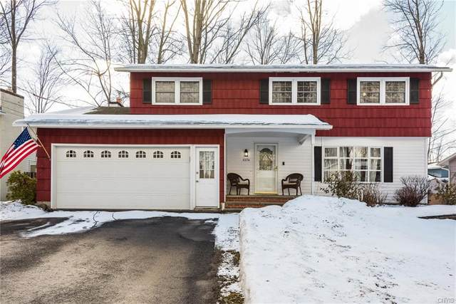 4274 Orion Path, Clay, NY 13090 (MLS #S1320571) :: Robert PiazzaPalotto Sold Team