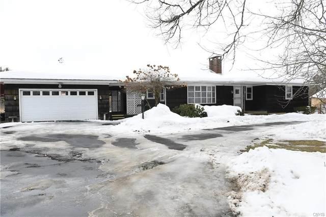 264 Pine Grove Road, Herkimer, NY 13350 (MLS #S1320679) :: MyTown Realty