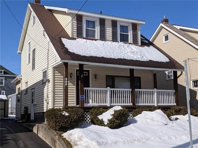 905 Dewitt Street, Syracuse, NY 13203 (MLS #S1320706) :: BridgeView Real Estate Services