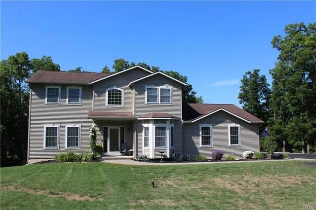 106 Falcon Nest Lane, Camillus, NY 13031 (MLS #S1320723) :: 716 Realty Group
