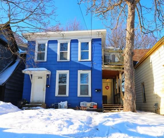 206 Tompkins Street, Syracuse, NY 13204 (MLS #S1320758) :: Thousand Islands Realty
