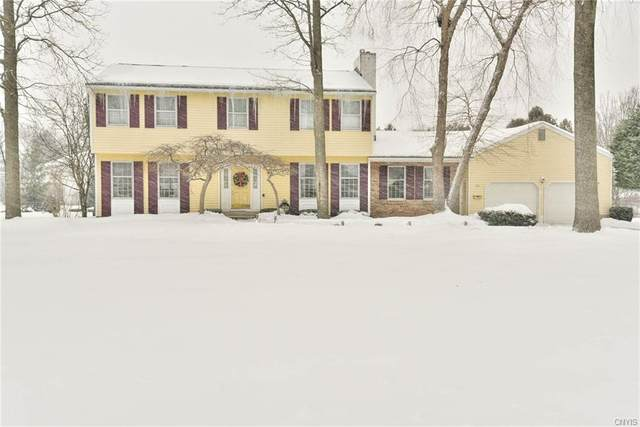 22 Rollingwood Drive, New Hartford, NY 13413 (MLS #S1320811) :: Thousand Islands Realty