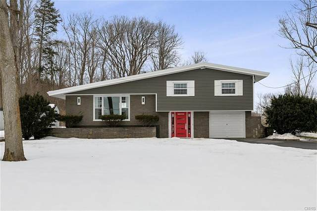 704 Reese Road, Frankfort, NY 13340 (MLS #S1320866) :: BridgeView Real Estate Services