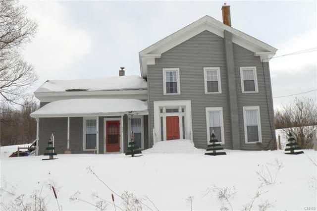 324 Butler Road, Newport, NY 13431 (MLS #S1320937) :: BridgeView Real Estate Services