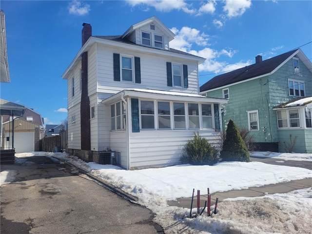 450 Woodruff Avenue, Syracuse, NY 13208 (MLS #S1320965) :: BridgeView Real Estate Services