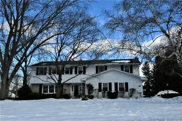 4980 Carnarvon Road, Onondaga, NY 13215 (MLS #S1321007) :: BridgeView Real Estate Services
