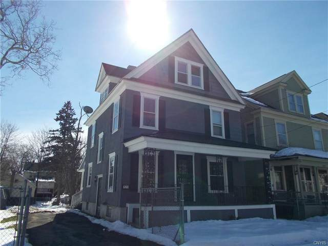 223 Ostrander Avenue W, Syracuse, NY 13605 (MLS #S1321126) :: Robert PiazzaPalotto Sold Team