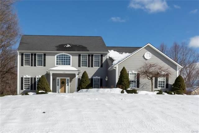 135 Eagle Crest Drive, Camillus, NY 13031 (MLS #S1321266) :: BridgeView Real Estate Services