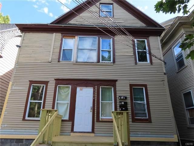 1104 Butternut Street, Syracuse, NY 13208 (MLS #S1321280) :: MyTown Realty