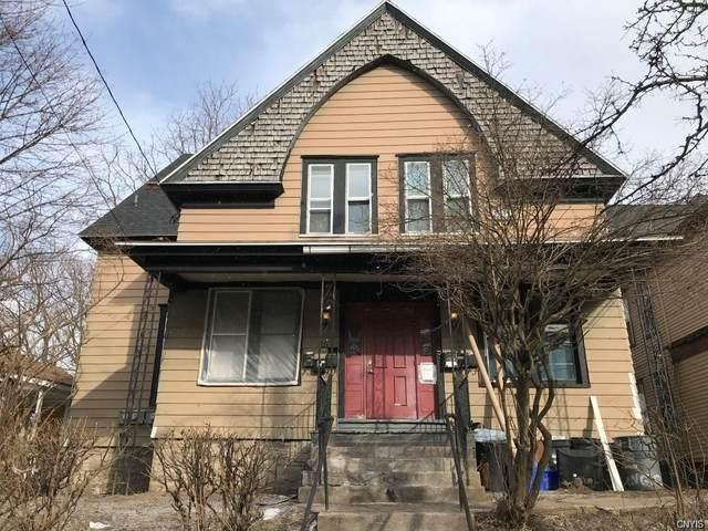 1106 Butternut Street, Syracuse, NY 13208 (MLS #S1321283) :: MyTown Realty