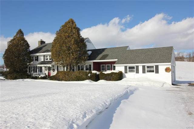 372 Stone Road, Winfield, NY 13491 (MLS #S1321429) :: BridgeView Real Estate Services