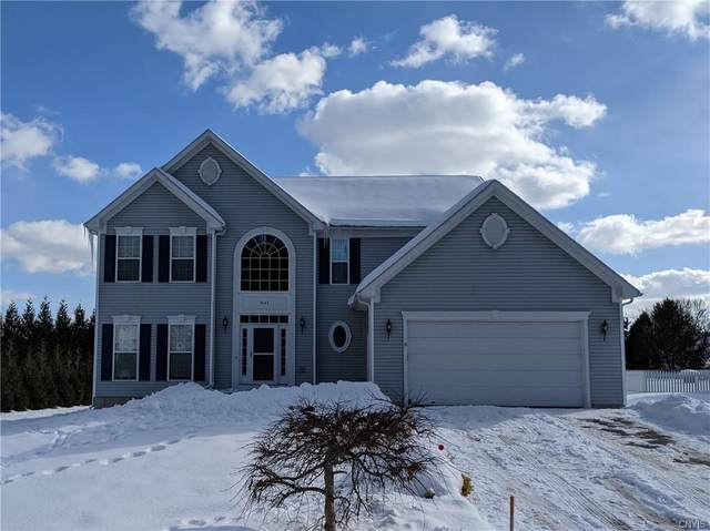 9143 Frenchmans Creek Drive, Lysander, NY 13135 (MLS #S1321459) :: MyTown Realty
