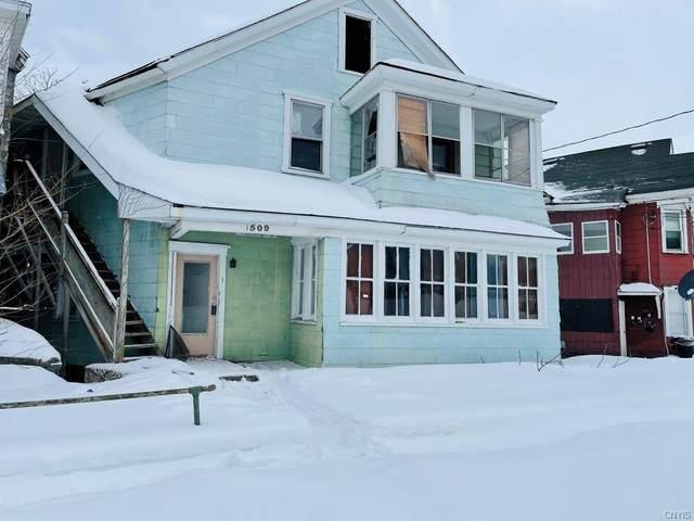 1509 N State Street, Syracuse, NY 13208 (MLS #S1321624) :: MyTown Realty