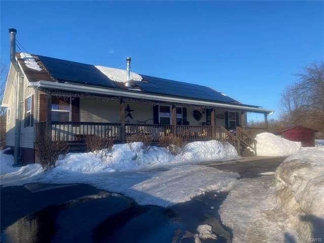 19503 Caird Road, Adams, NY 13606 (MLS #S1321669) :: TLC Real Estate LLC