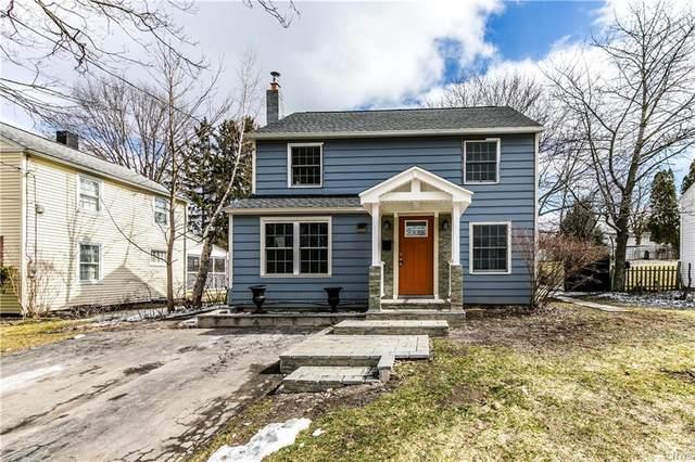 1437 Comstock Avenue, Syracuse, NY 13210 (MLS #S1322096) :: Robert PiazzaPalotto Sold Team