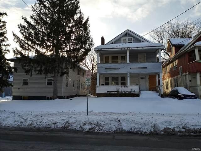 2616 Midland Avenue #18, Syracuse, NY 13205 (MLS #S1322152) :: Robert PiazzaPalotto Sold Team