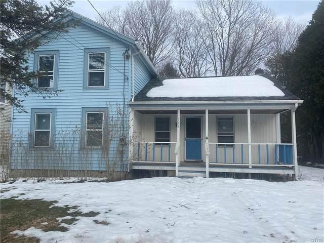 8008 Plainville Road, Lysander, NY 13112 (MLS #S1322158) :: Robert PiazzaPalotto Sold Team