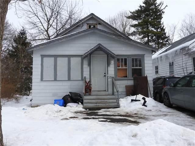 173 Baldwin Avenue, Syracuse, NY 13205 (MLS #S1322655) :: MyTown Realty