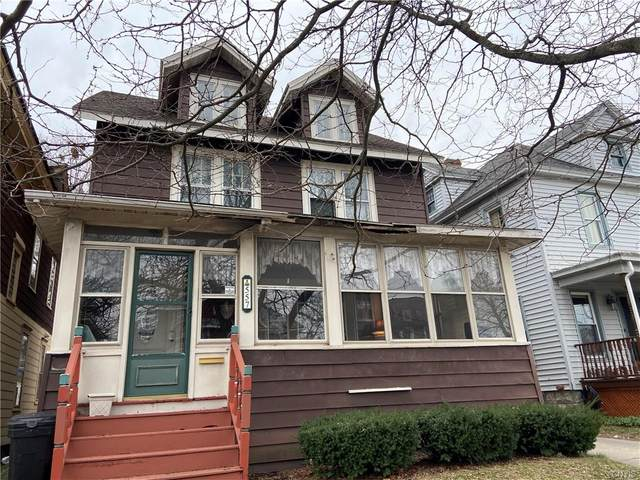 557 Tennyson Avenue, Syracuse, NY 13204 (MLS #S1322664) :: Thousand Islands Realty