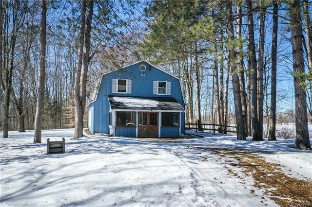 211 Farrington Road, Fairfield, NY 13416 (MLS #S1322884) :: MyTown Realty