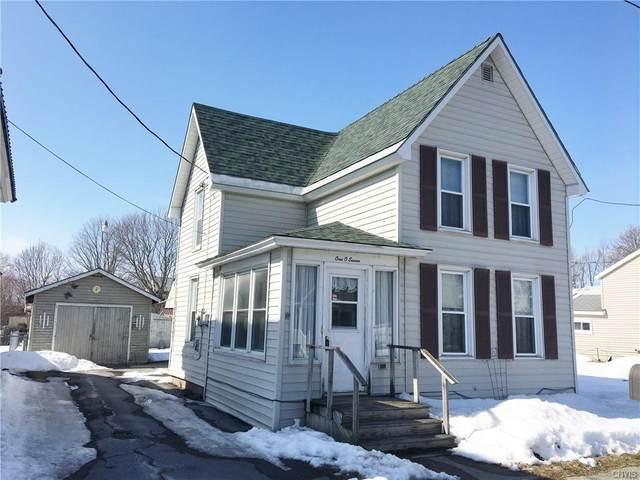 107 Glen Street, Brownville, NY 13601 (MLS #S1323085) :: Thousand Islands Realty