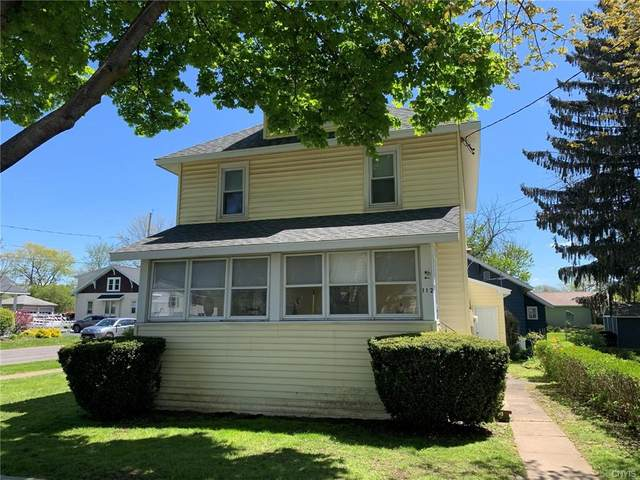 112 Melvin Avenue, Salina, NY 13088 (MLS #S1323169) :: Thousand Islands Realty