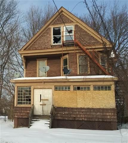 560 Delaware Street, Syracuse, NY 13204 (MLS #S1323490) :: Thousand Islands Realty