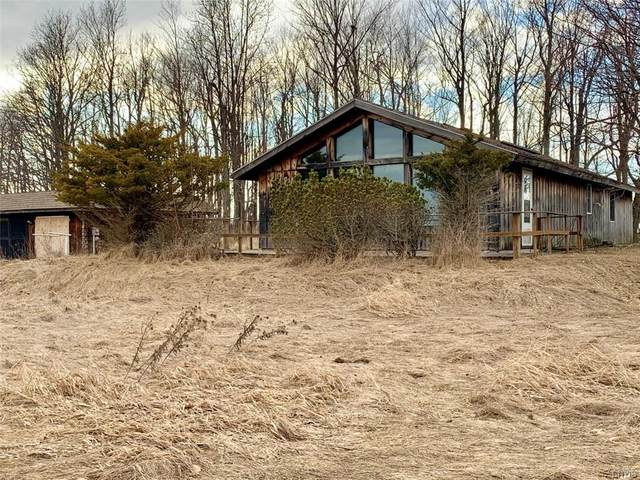 25775 Bonney Road, Brownville, NY 13601 (MLS #S1323593) :: Thousand Islands Realty