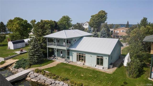 22 Washington Island, Clayton, NY 13624 (MLS #S1324185) :: Thousand Islands Realty