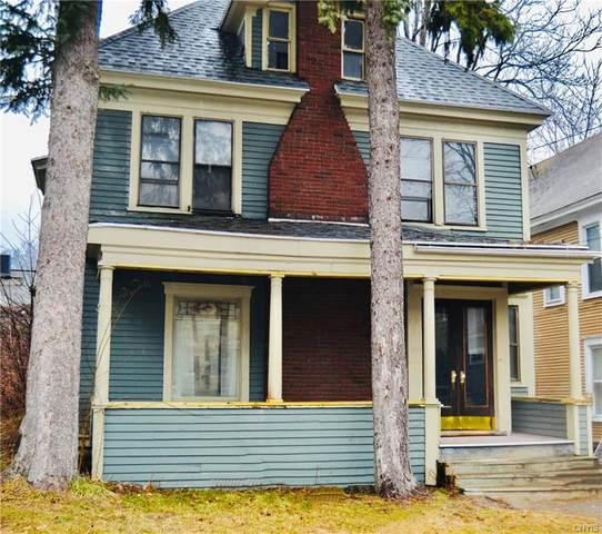 733 S Beech Street, Syracuse, NY 13210 (MLS #S1324536) :: MyTown Realty