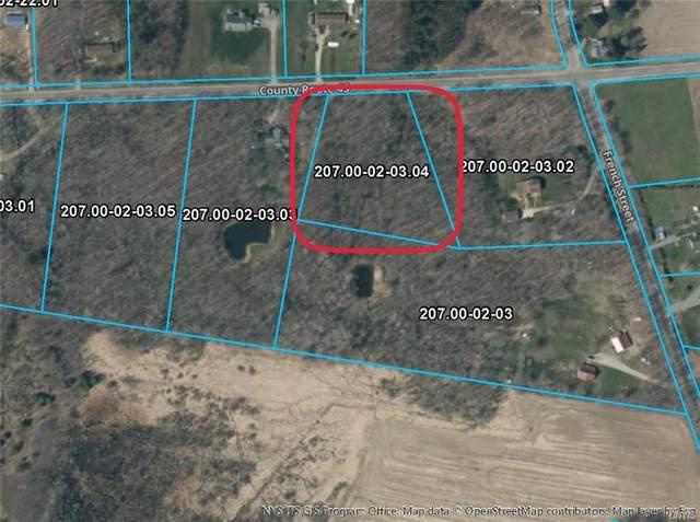Lot 8 Co Rt 45 Road, Hastings, NY 13076 (MLS #S1324570) :: TLC Real Estate LLC