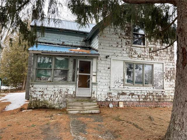 646 Adelaide Street, Wilna, NY 13619 (MLS #S1324762) :: Thousand Islands Realty