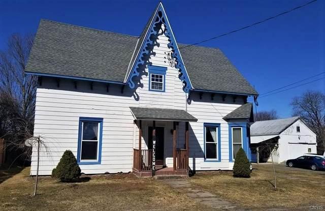 11287 E Center Street, Brookfield, NY 13364 (MLS #S1324925) :: MyTown Realty