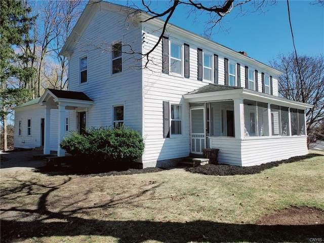 6191 E Seneca, Dewitt, NY 13078 (MLS #S1325043) :: MyTown Realty