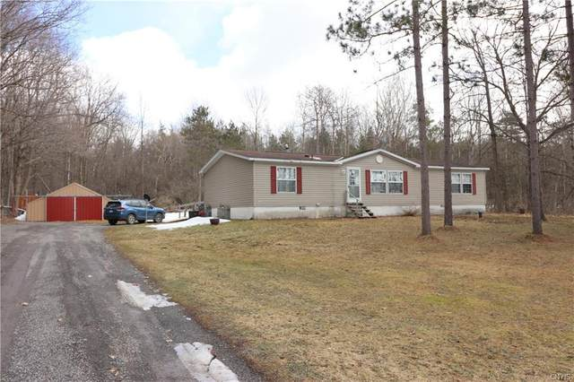 16990 Ives Street Extension, Watertown-Town, NY 13601 (MLS #S1325505) :: Thousand Islands Realty