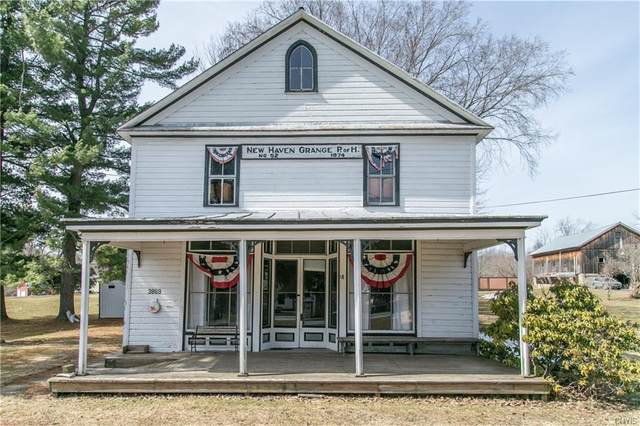 3869 County Route 6, New Haven, NY 13126 (MLS #S1325641) :: Thousand Islands Realty