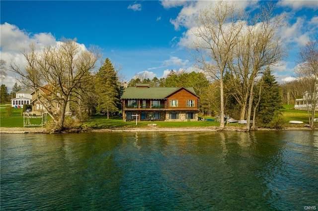 2026 W Lake Road, Skaneateles, NY 13152 (MLS #S1326076) :: MyTown Realty