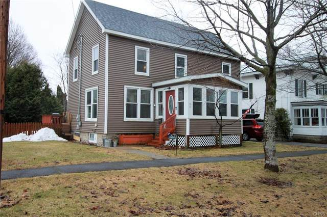 25 Vincent Street, Champion, NY 13619 (MLS #S1326174) :: Thousand Islands Realty