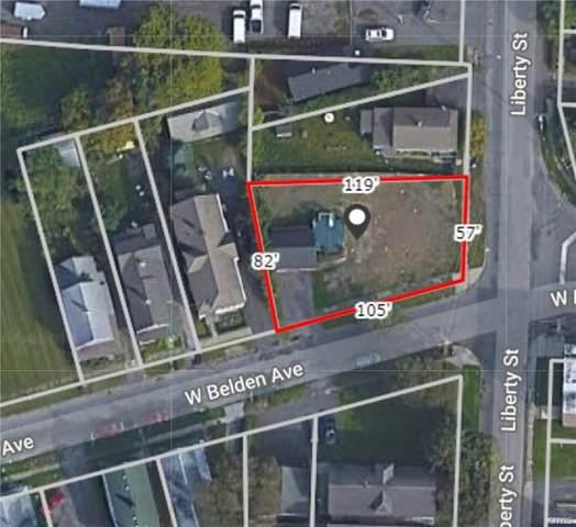 417 Liberty St & Belden Avenue W, Syracuse, NY 13204 (MLS #S1326213) :: TLC Real Estate LLC