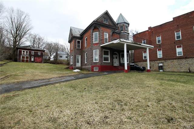 111 Commercial Street, Theresa, NY 13691 (MLS #S1326305) :: BridgeView Real Estate Services